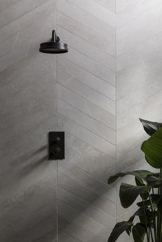 Fusion White Matt Porcelain White Porcelain Tile, Mandarin Stone, Family Bathroom, Bathroom Ideas, Black Shower, Shower Set, Decorative Tile, Soft Colors, Traditional Design