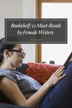 #MustRead: 12 books by female writers who broke boundaries www.levo.com #womenshistorymonth