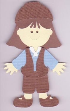 Girl Scout Leader Cricut: Build a Girl Scout Paper Doll Craft, Doll Crafts, Paper Dolls, Paper Crafts, Girl Scout Swap, Girl Scout Leader, Daisy Girl Scouts, Girl Scout Badges, Brownie Girl Scouts