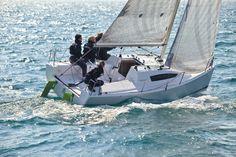 elan s1 fast day sailing