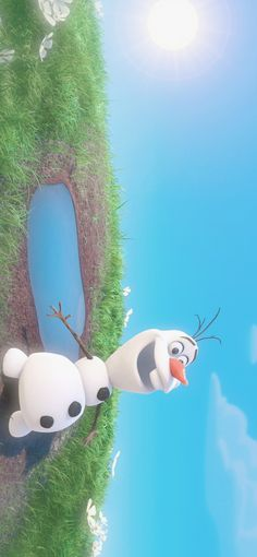 겨울왕국 Frozen 배경화면 : 네이버 블로그 Disney Phone Wallpaper, Laptop Wallpaper, Vanellope, Olaf, Disney Characters, Fictional Characters, Cartoon, Disney Princess, Outdoor Decor