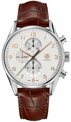 CAR2012.FC6236, CAR2012FC6236, Tag Heuer carrera calibre 1887 watch, mens