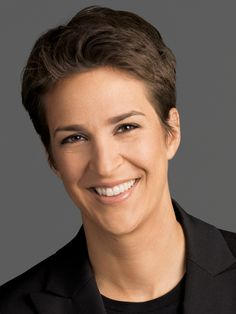 I admire this very smart cookie!  She tells it like it is!!!  Rachael Maddow rocks!