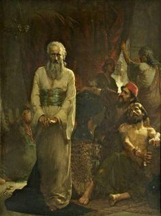 Solomon Joseph Solomon - Job, 1881