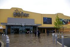 The Making of Harry Potter Warner Brothers Studio Tour, London, England