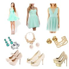 """look damas"" by leticia-lauer on Polyvore"