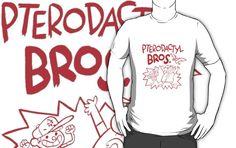 Pterodactyl Bros by TheMysteryShack