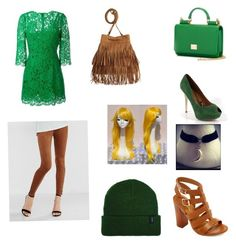 """Link's daughter"" by sillygirl14 on Polyvore featuring Zara, Dolce&Gabbana, Express, Bamboo and Brixton"