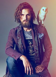 1000+ images about Bohemian male style on Pinterest | Johnny depp ...