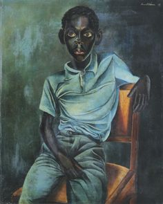 Osmond Watson - Johnny Cool (1967), Collection: National Gallery of Jamaica
