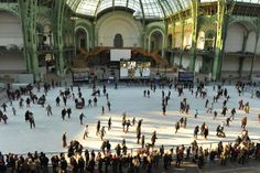 Die besten Eishallen der Welt