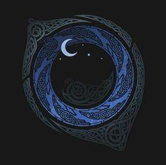 Moonlight Roundelay (Raven's eye)