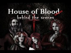 House of Blood Books   Behind the Scenes