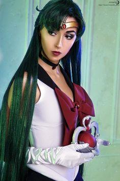 ???????-?????? ??????? ?????? ? ???? ??????? ??????? ?? ?????? ??????  ?? ??????? ?????? ??? Sailor Pluto, Sailor Moon, Perfect Image, Perfect Photo, Great Photos, Cool Pictures, Cosplay, Wonder Woman, Superhero