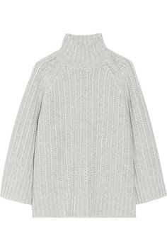 Michael Kors Chunky-knit cashmere and wool-blend sweater for $1150 / Wantering