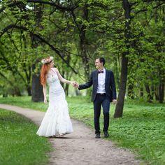 Свадебная фотосъемка Алексей и Екатерина