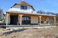 Alles is mogelijk met een houten veranda | Willemsen Hout