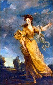 Sir Joshua Reynolds - Lady Jane Halliday 1779