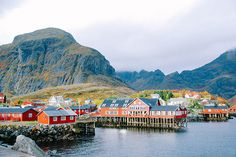 A i Lofoten, Norway / Someform / Ash Leech