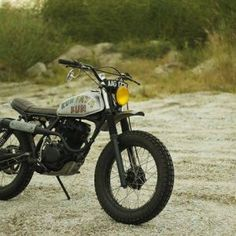 Honda XL125 Scrambler – Kemeh Fabrications