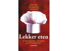 Interviews met chef-koks en restaurateurs