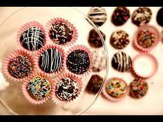 No Bake Oreo Cake Balls with Nutella - Oreo Dessert Recipe - Heghineh Co...