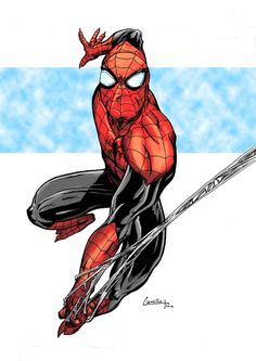 superior spider-man by camillo1988.deviantart.com on @deviantART