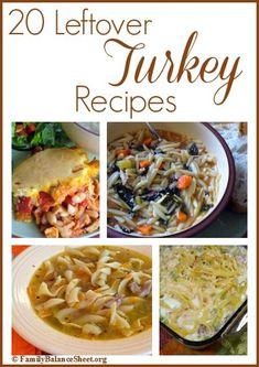 Turkey bake