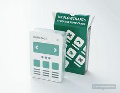 L'entreprise UX Flowcharts a développé des cartes bien utiles ! Sur celles-ci sont représentés des templates d'interfaces directement applicables aux...