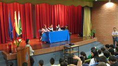 Debate electoral de los candidatos a la Personería y a la Representación Estudiantil.