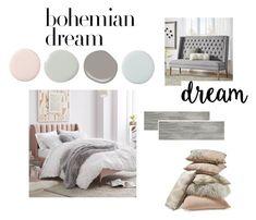 Designer Clothes, Shoes & Bags for Women Interior Decorating, Interior Design, Pbteen, Dream Bedroom, Bohemian, Interiors, Polyvore, Furniture, Home Decor