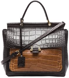Lanvin Braided Essential Textured Crossbody