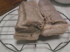 Hellena ...din bucataria mea...: Slanina fiarta in zeama de varza Turkey, Meat, Home, Pork, Turkey Country