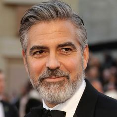 21 Best Men with Gray Hair