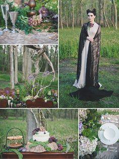 Maleficent Wedding ideas - Practical Tips on Planning a Disney Movie Inspired Maleficent Wedding |
