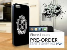 iPhone 5 Hard Case - Club 33 Secret Socitey - Phone Cover PRE-ORDER. $19.88, via Etsy.