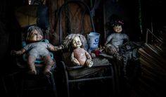 Haunted Doll Island in Mexico - Guiddoo World Travels Pvt Ltd