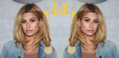 O novo corte de cabelo da modelo Hailey Baldwin
