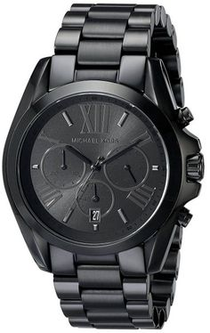 online shopping for Michael Kors Men's Bradshaw Blacktone Chronograph Watch from top store. See new offer for Michael Kors Men's Bradshaw Blacktone Chronograph Watch Michael Kors Men, Handbags Michael Kors, Michael Kors Watch, Mk Handbags, Cheap Handbags, Black Stainless Steel, Stainless Steel Watch, Stainless Steel Bracelet, Casual Watches