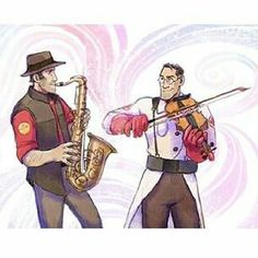 The Sniper and The Medic