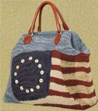 LOVE THESE CARPET BAGS… The Merry Hooker Woolens…Rug Hooking Patterns, Beautiful Wool Fabric, Townsend Cutters, Supplies and Kits