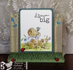 CCEE1401 Start the Year with a Dream by Cook22 - Cards and Paper Crafts at Splitcoaststampers
