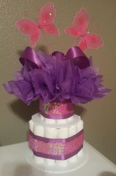 mini diaper cakes - Google Search