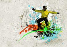 Graffiti Wallpaper, Art, Backgrounds, Kunst, Art Education, Artworks
