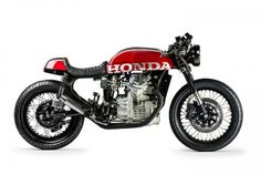 Honda CX500 Cafe Racer by Mike Meyers