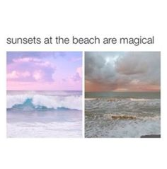 Sunsets at the beach are magical Pretty Pictures, Cool Photos, Beautiful World, Beautiful Places, Amazing Photography, Nature Photography, Places To Travel, Places To Visit, How To Pose