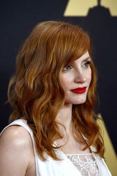 Jessica Chastain Photos: Academy Of Motion Picture Arts And Sciences' 2014 Governors Awards - Arrivals