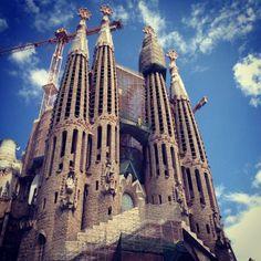 Sagrada Família, Barcelona (spain)