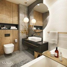 Washroom Design, Bathroom Interior Design, Small Toilet, Witch Decor, Bath Remodel, Home Remodeling, Modern, House, Home Decor