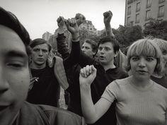 © Mondadori / Getty, May 30, 1968, Protests in Paris